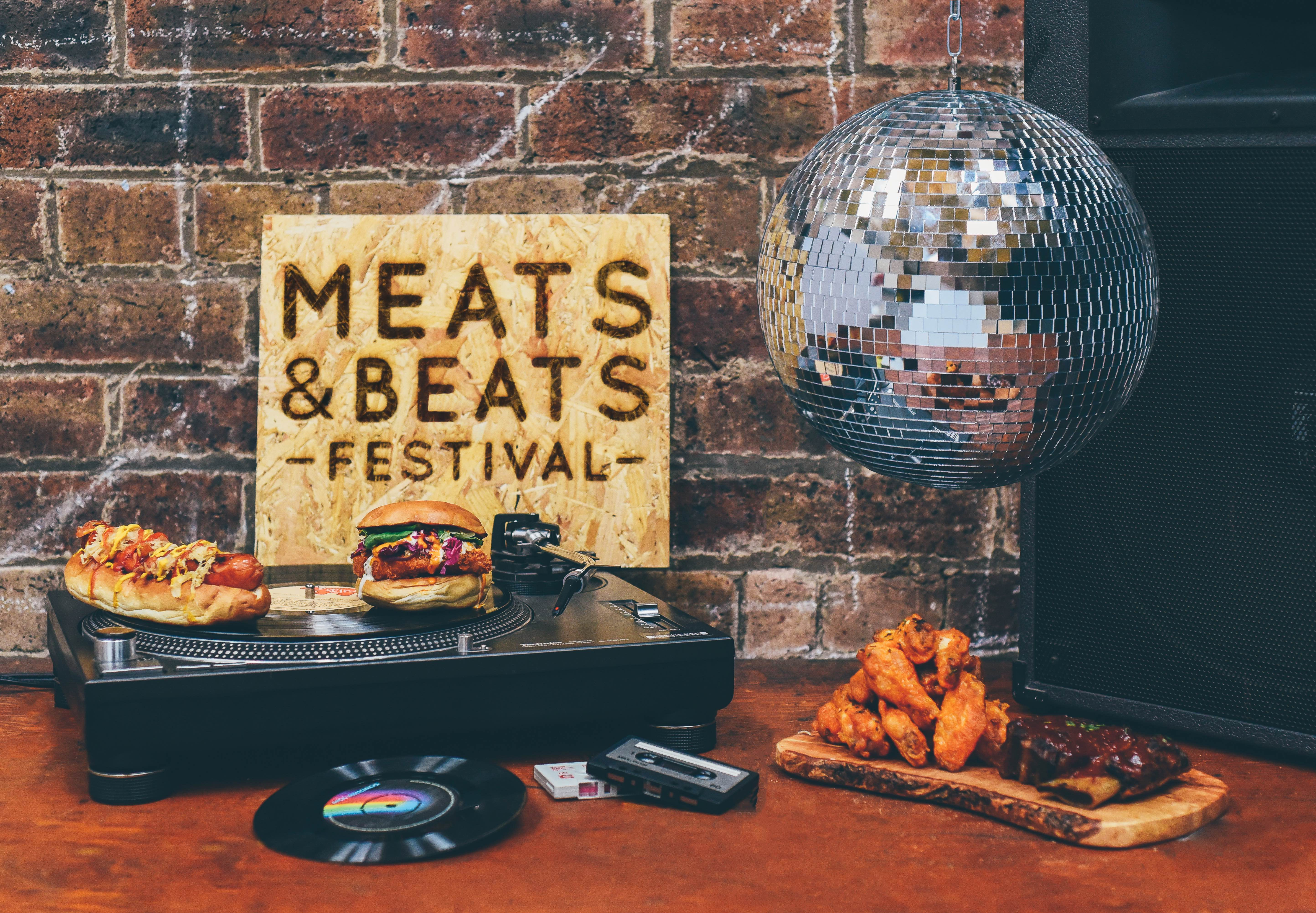 Meat and Beat Festival Edinburgh